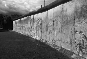 Bild der Berliner Mauer